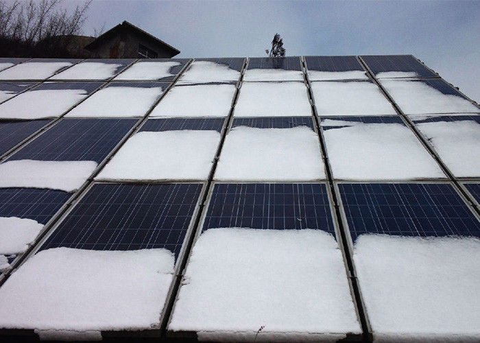 6 x 12 Mono Cell Solar Panel , Blue / Black Off Grid Solar Panels